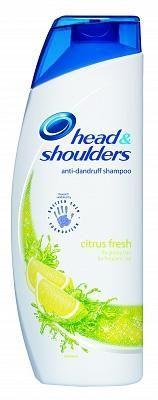 Head & Shoulders Shampoo Citrus Fresh 400ml