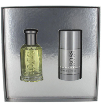 Hugo Boss Botteled Eau De Toilette + Deo Stick Geschenkset (50ml+75ml)