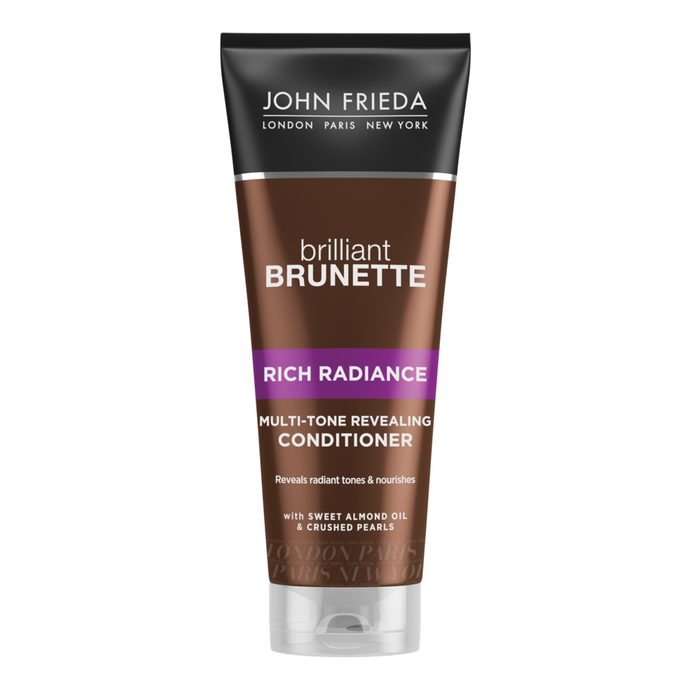 John Frieda Brilliant Brunette Rich Radiance Conditioner 250 ml