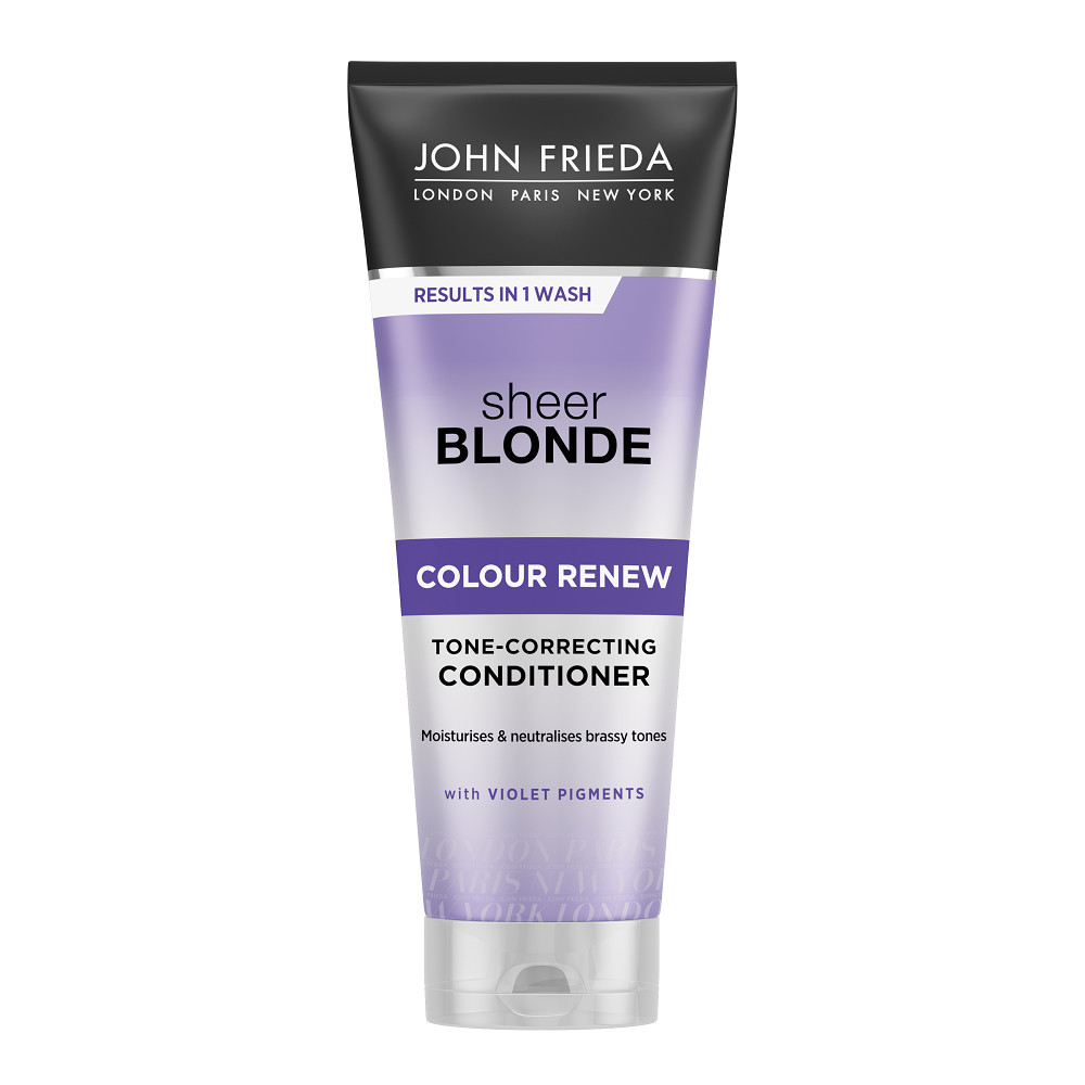 John Frieda Colour Renew Zilver Conditioner 250 ml