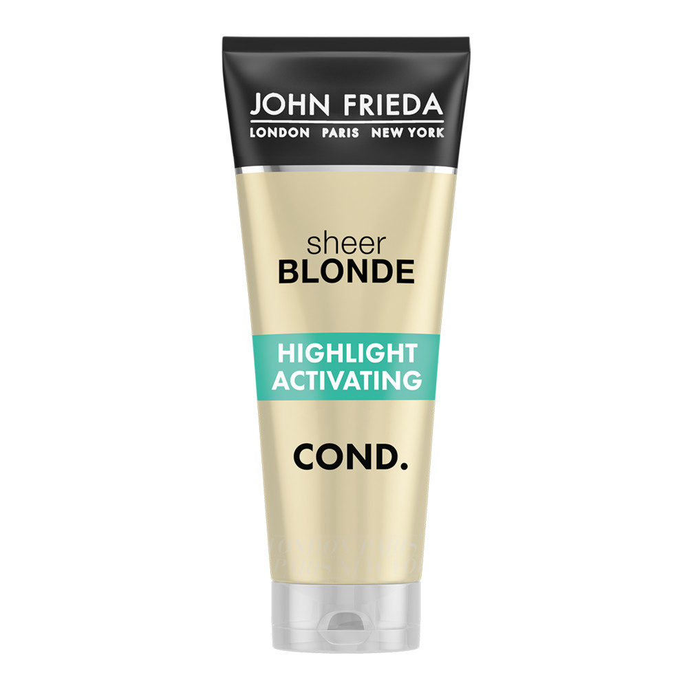 John Frieda Sheer Blonde Highlight Activating Conditioner 250 ml