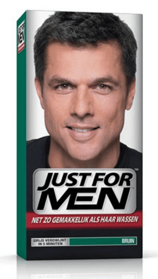 Just For Men Haarverf - Donkerbruin