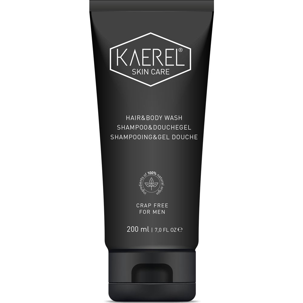 Kaerel Shampoo&Douchegel 200 ml