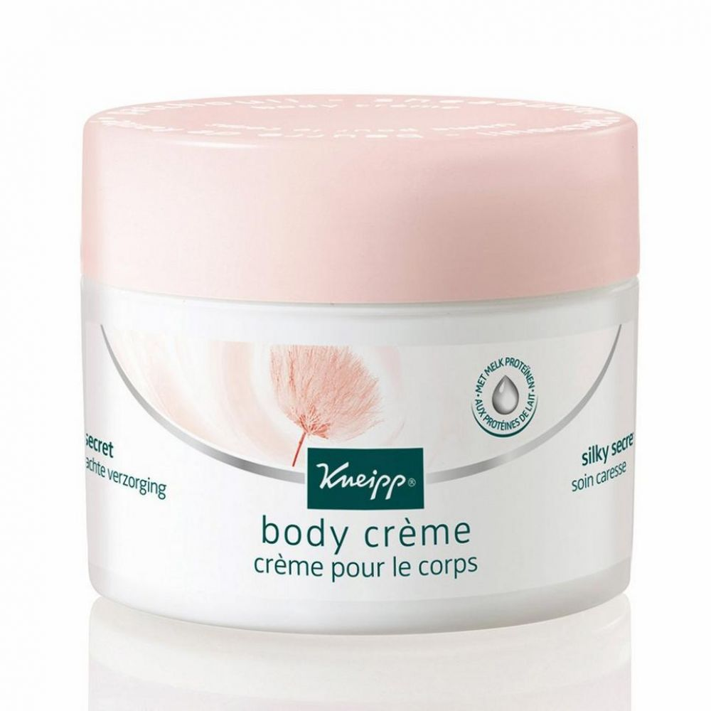 Kneipp Body Creme Silky Secret 200 ml