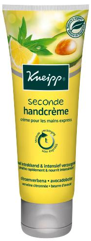 Kneipp Handcreme - Seconde 50 ml