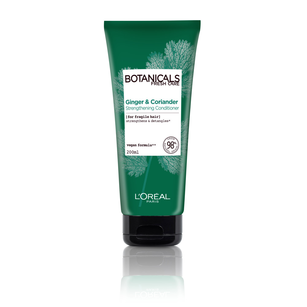 L\Oréal Botanicals Ginger&Coriander Strength Source Conditioning Balm 200 ml