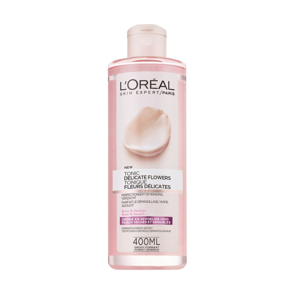 L\Oréal Delicate Flowers Tonic 400 ml