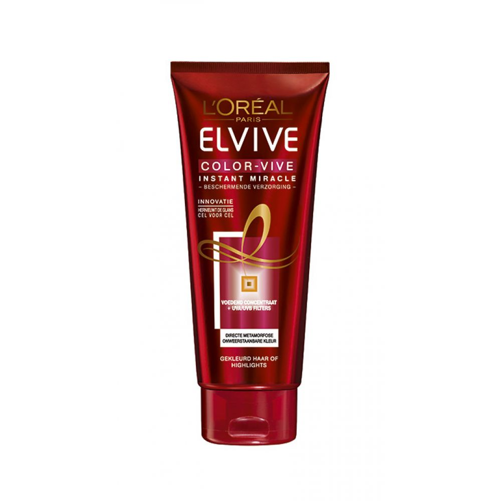 L\Oréal Elvive Color Vive Haarmasker 200 ml