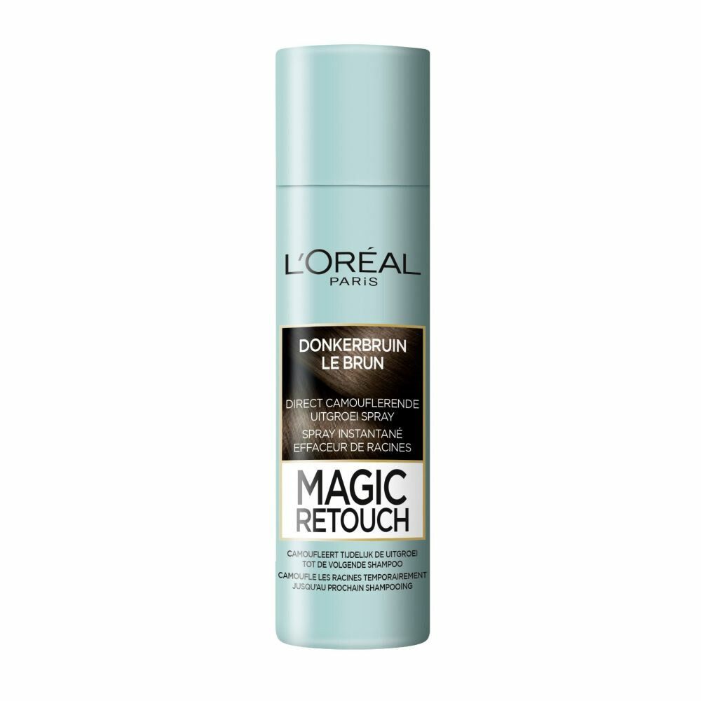 L\Oréal Magic Retouch Donkerbruin 150 ml