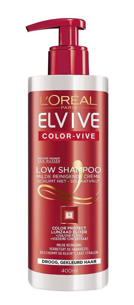 L\Oréal Paris Elvive Shampoo - Color Vive - 400 ml.