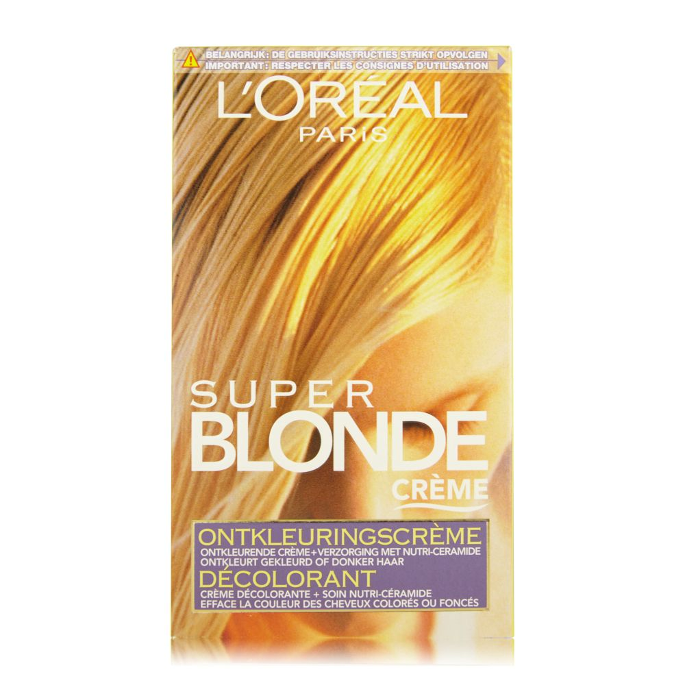 L\Oréal Perfect Blonde Haarverf Super Blonde