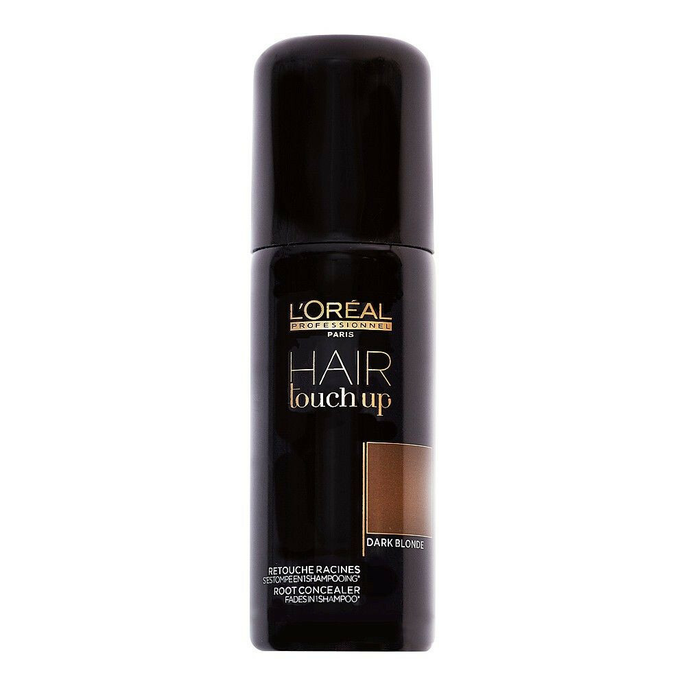 L\Oréal Professionnel Hair Touch Up Uitgroeispray Donkerblond 75 ml