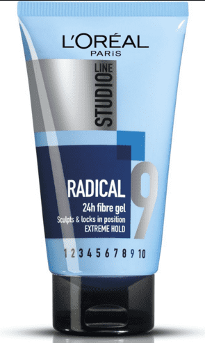 L\Oreal Studio Line Gel - Radical Hold 9 150ml.
