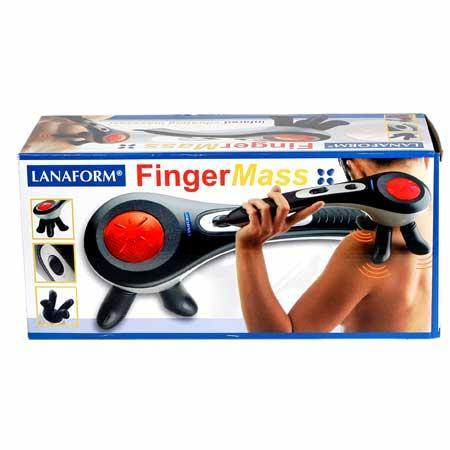 Lanaform Finger Mass Massagetoestel met Infraroodlamp