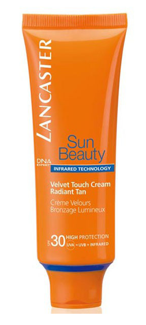 Lancaster Silky Sun Beauty Touch Cream Spf30 Gezichtscreme 50 ml