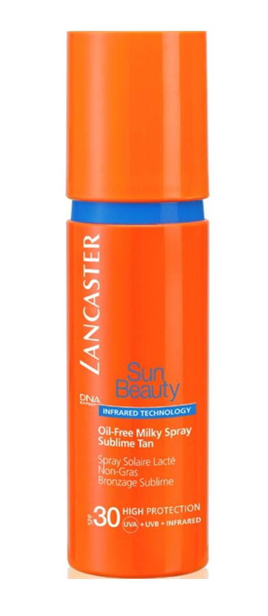 Lancaster Sun Beauty Spf 30 Oil Free Milky Spray 150 ml