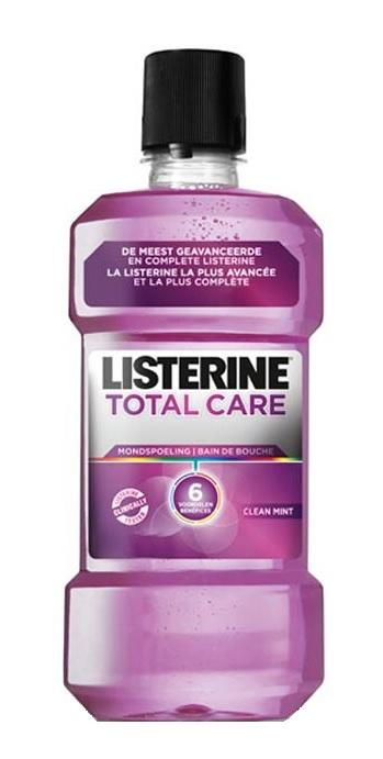 Listerine Mondwater - Total Care - 250 ml