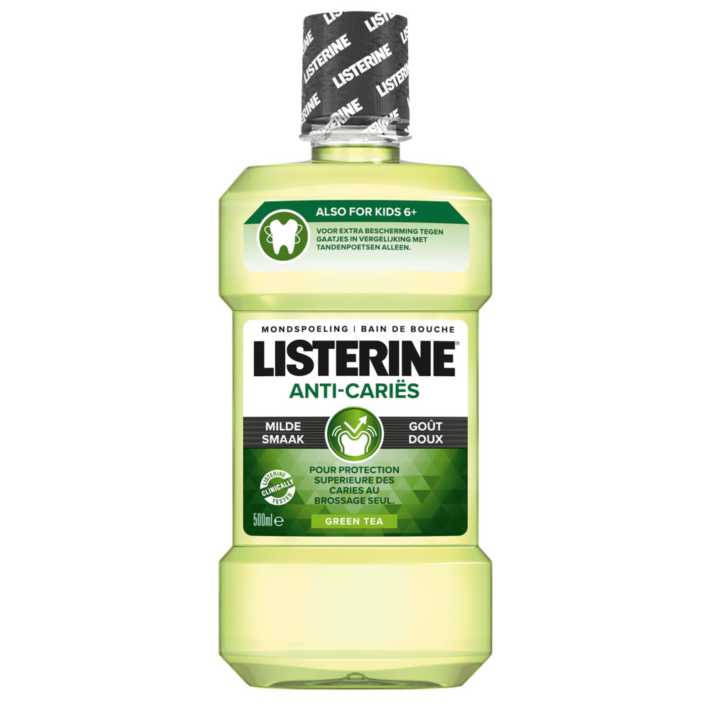 Listerine Mondwater Anti-Caries 500 ml