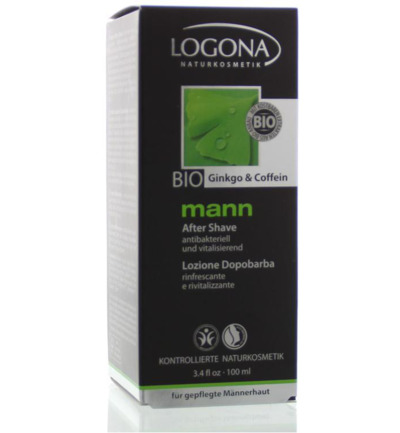 Logona Mann Aftershave (100ml)