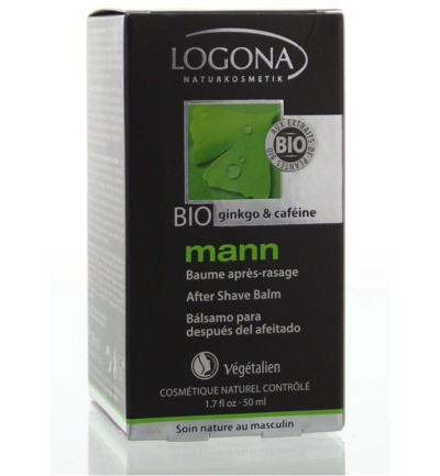 Logona Mann Aftershave Balsem (50ml)