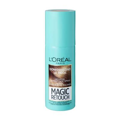 Loréal Paris Uitgroei Spray - Magic Retouch Donkerblond 75 ml