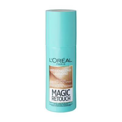 Loréal Paris Uitgroei Spray - Magic Retouch Middenblond 75 ml