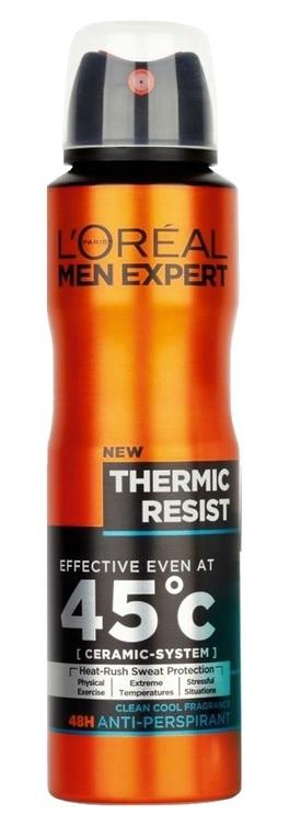 L\oreal Deodorant Deospray - Men Expert Thermic Resist 48h 150ml