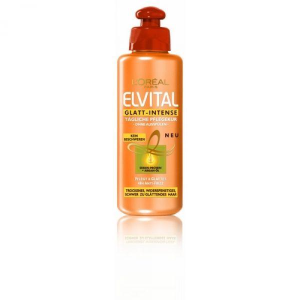 Loreal Elvital Haarcreme Intens Glad 48H anti frizz - 200ml