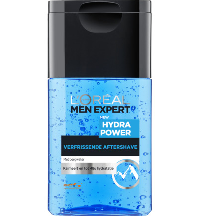 Loreal Hydra Power Aftershave (125ml)