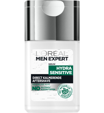 Loreal Hydra Sensitive Aftershave Balsem (125ml)