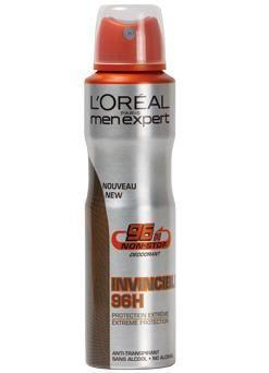 Loreal Men Expert Deodorant Spray Invincible 150 ml