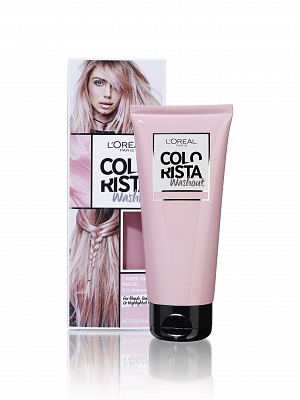 Loreal Paris Colorista Wash Out 2 Pinkhair