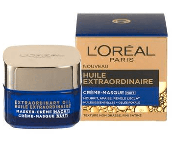 Loreal Paris Nachtcreme - Extraordinary Oil Nightmask 50ml