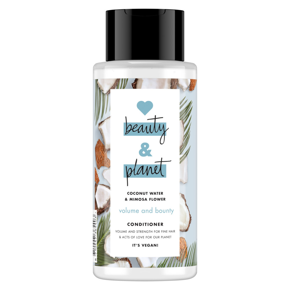 Love Beauty and Planet Conditioner Coconut Water en Mimosa Flower 400 ml