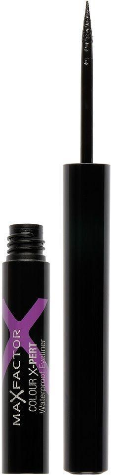 Max Factor Waterproof Eyeliner - Color Expert Antracite