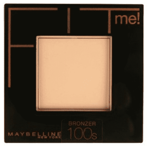 Maybelline Bronzer Powder - Fit Me 100s 9g