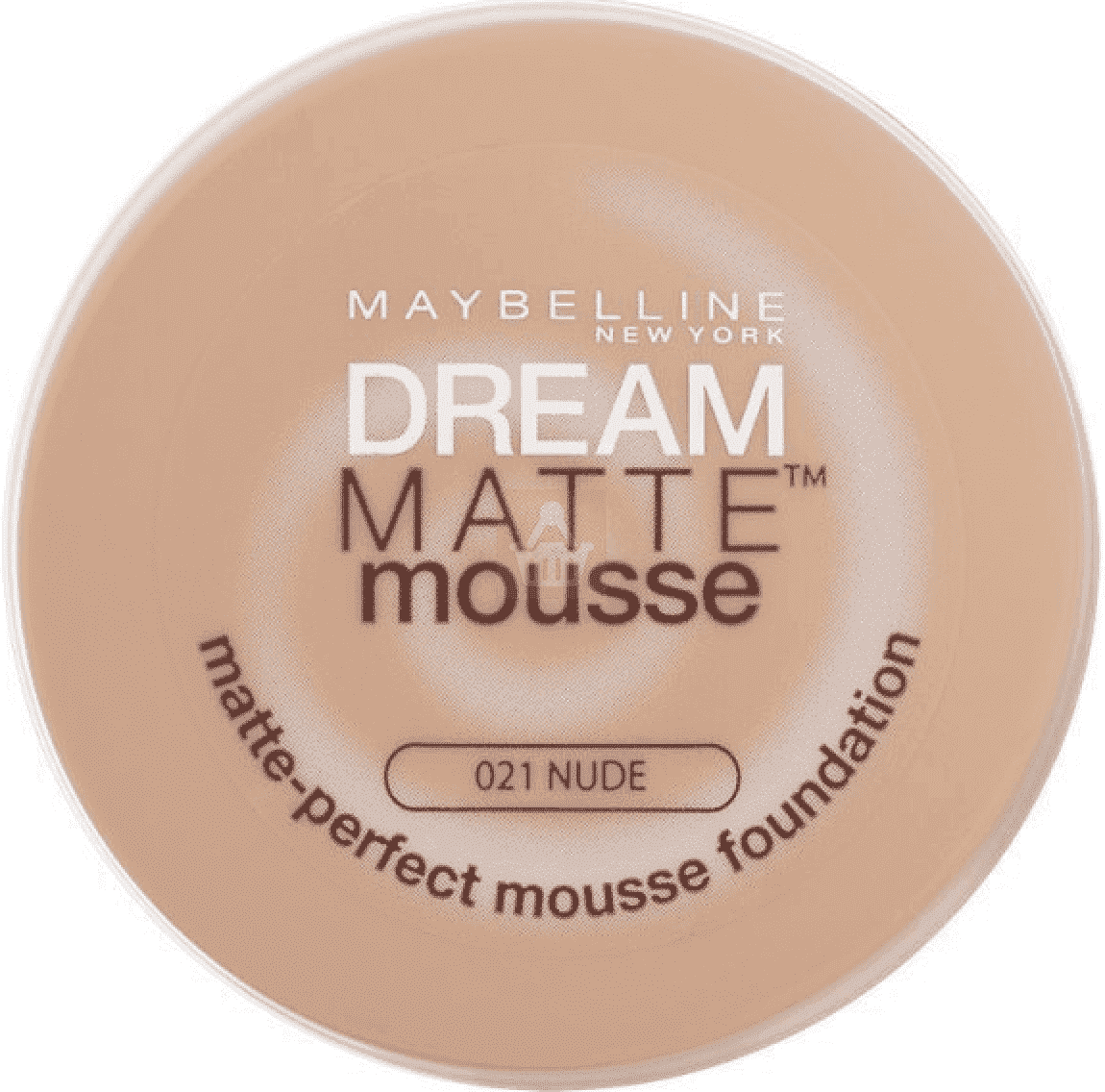 Maybelline Foundation Dream Matte Mousse - Nude 21
