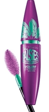 Maybelline Mascara - The Falsies Feather-Look Black 9.6 ml