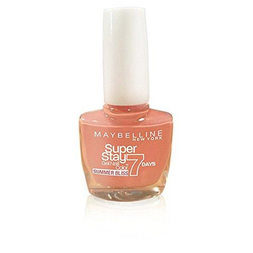 Maybelline Nagellak - Super Stay 7days 873 Sun Kissed