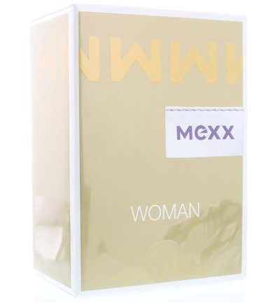 Mexx Woman Eau De Toilette Spray (60ml)