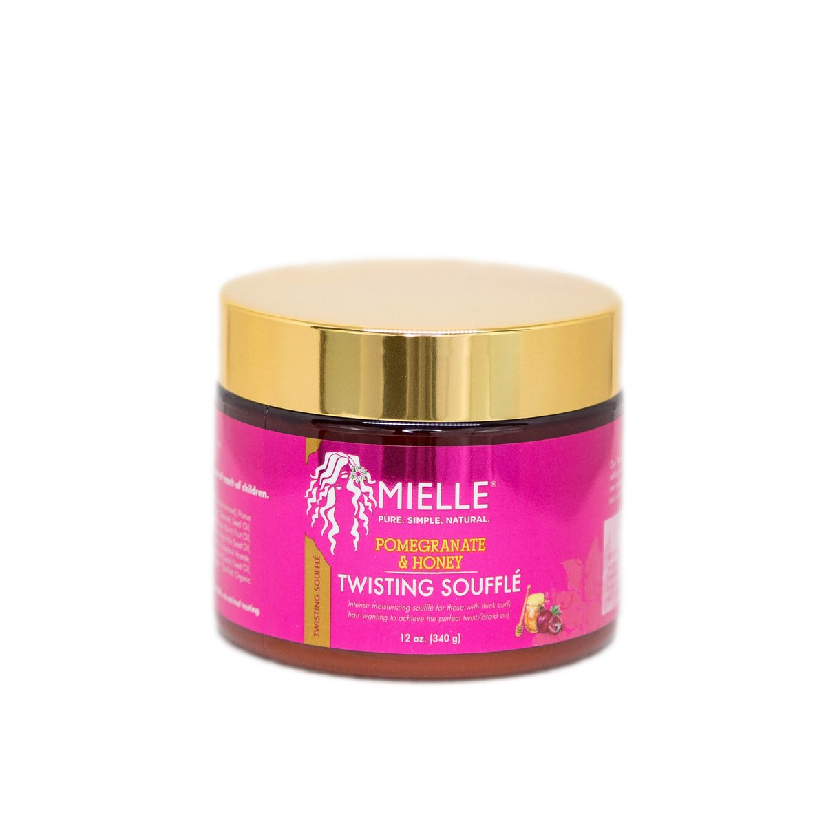 Mielle Organics Pomegranate & Honey Twisting Souffle 340gr