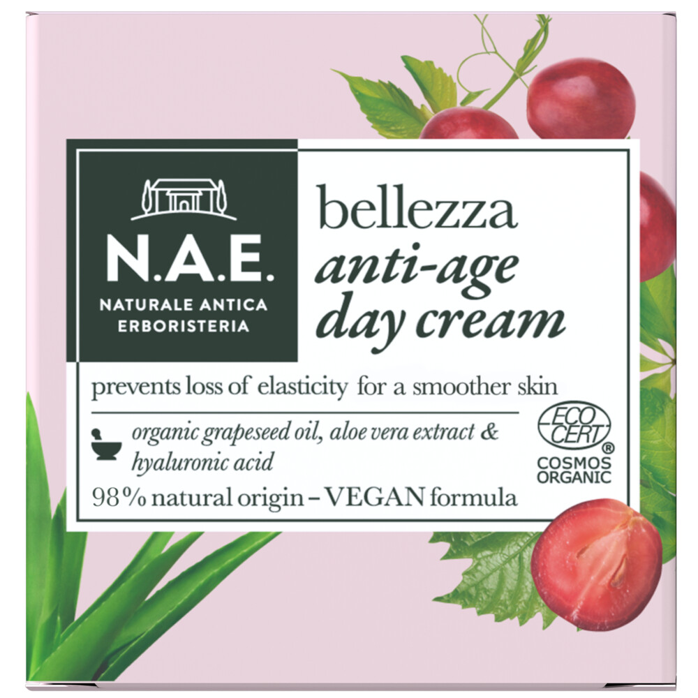 N.A.E. Day Cream Anti-age 50 ml