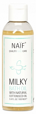 Naif Baby Milky Bath Oil