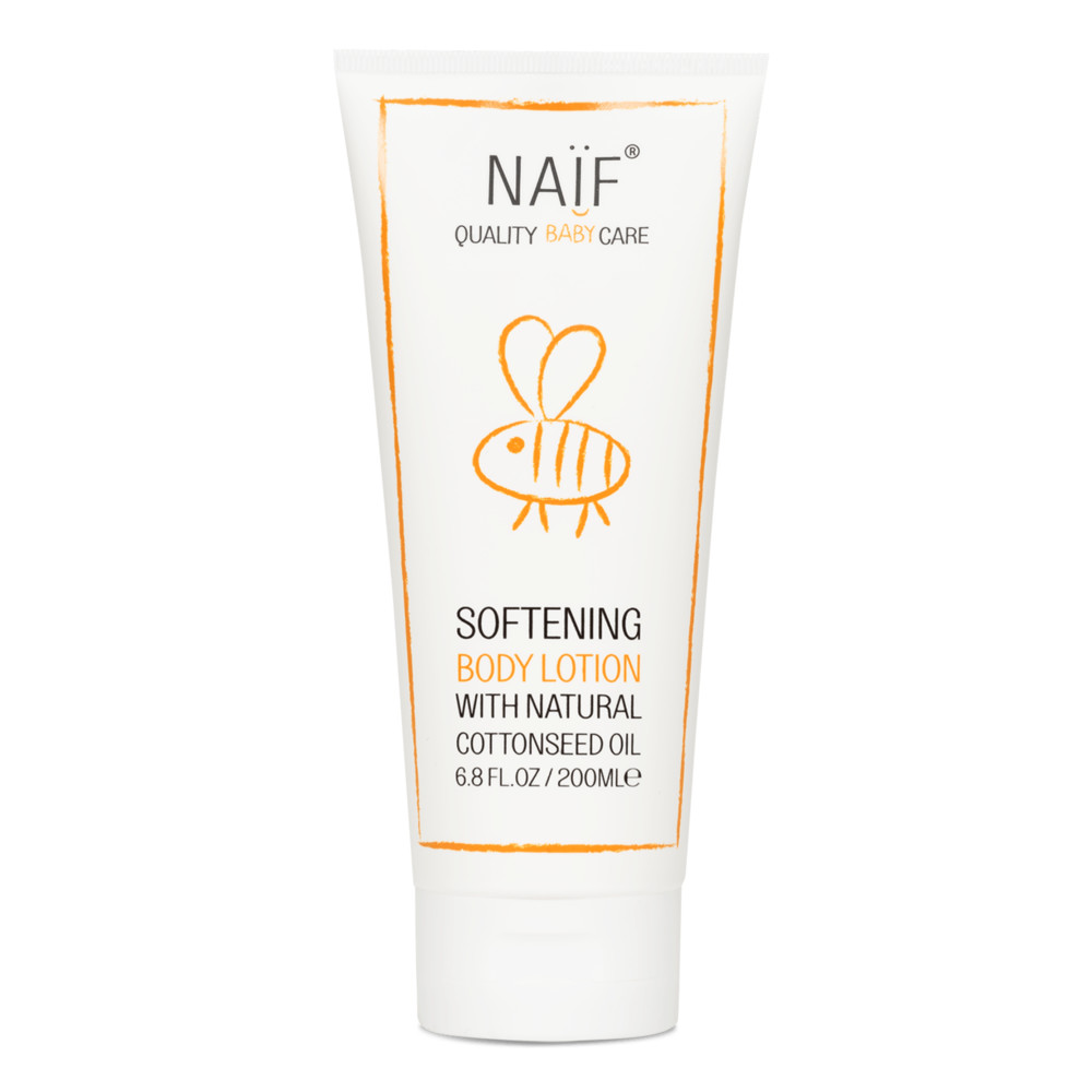 Naif Bodylotion Baby 200 ml