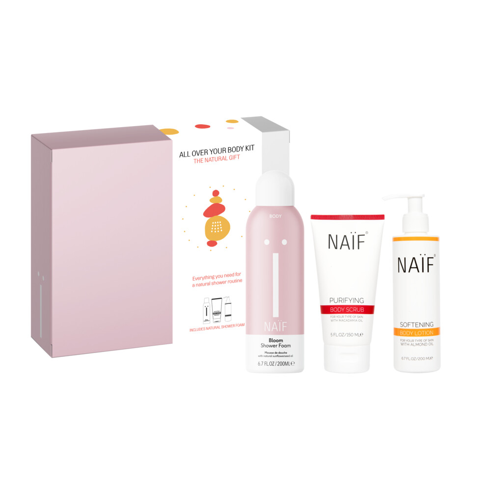 Naif Giftset All Over Your Body