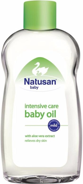 Natusan Baby Olie - Intensive Care 200ml