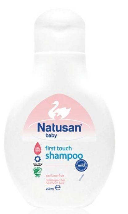 Natusan Shampoo - First Touch 250ml