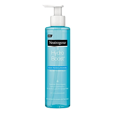 Neutrogena Hydro Boost Aqua Cleansing Gel