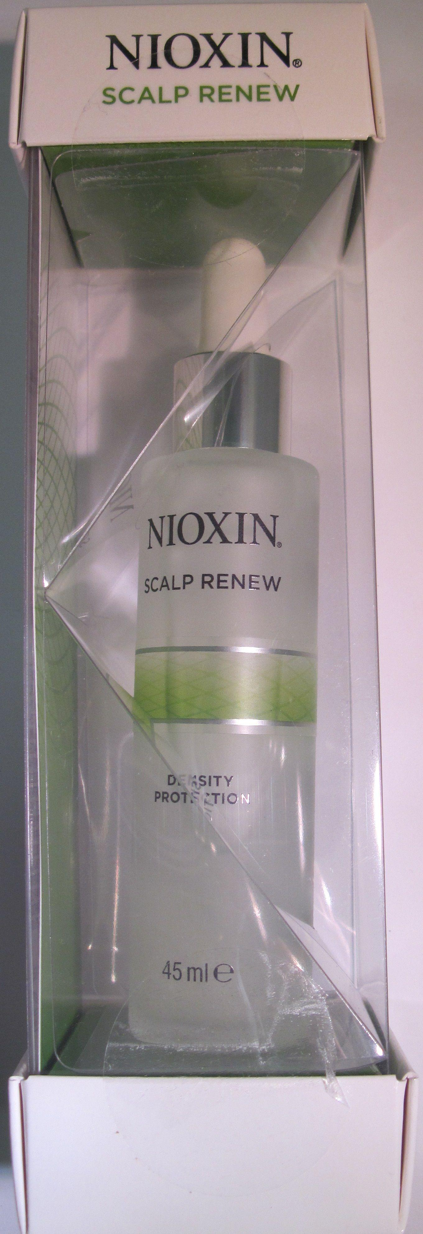Nioxin Scalp Renew - Density Protection 45 ml