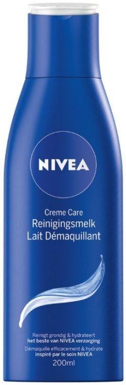 Nivea Creme Care Reinigingsmelk - 200 ml